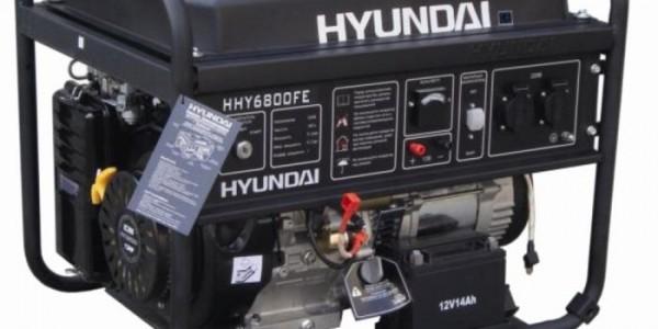 Acheter un groupe électrogène Hyundai pas cher en 2019