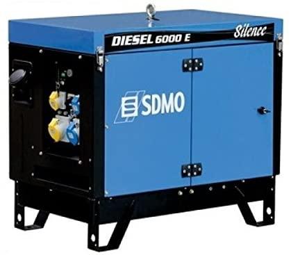 sdmo chantier diesel