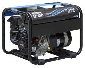 Groupe électrogène SDMO PERFORM 6500 XL