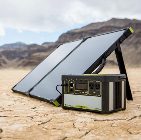 Les avantages et les inconvénients du groupe électrogène solaire