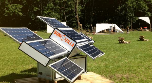 Les caractéristiques d'un groupe électrogène solaire